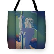 Strong And Gentle Tote Bag