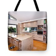 Stylish Modern Kitchen Tote Bag