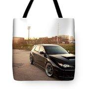 Subaru Tote Bag