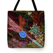 Sukkot-the Lulav Tote Bag
