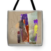Summer Slumber 2 Tote Bag