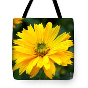 Sun Flower Tote Bag