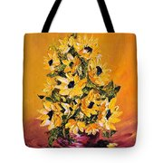 Sunflowers For You Tote Bag