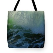 Sunlight And Surf Tote Bag