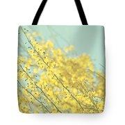Sunny Blooms 3 Tote Bag