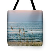 Sunrise And Sand Tote Bag