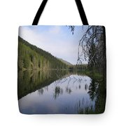Sunrise At Bailey's Tote Bag