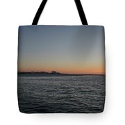 Sunrise At Townsends Inlet Tote Bag