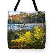 Sunrise In The Swamp Tote Bag