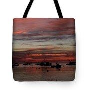 Sunrise Rye Nh Tote Bag