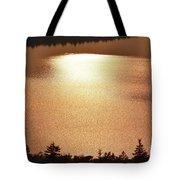 Sun's Reflection Tote Bag