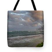 Sunset At Kapaa - Kauai Tote Bag