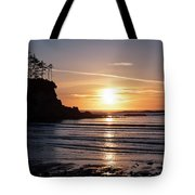 Sunset Bay Moments Tote Bag