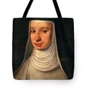 Suor Maria Celeste, Galileos Daughter Tote Bag
