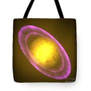 Supernova Star Tote Bag