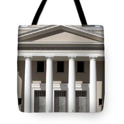Supreme Courthouse In Tallahassee Florida Tote Bag