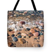 Surf And Stones Tote Bag