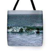 Surfing And Sailing Tote Bag