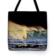 Surfing The Island #2 Tote Bag