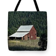 Surrounded By Forest Tote Bag