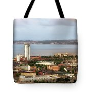 Swansea Bay South Wales Tote Bag