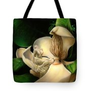 Sweet Smell Of Magnolia's Tote Bag
