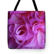 Swirls Of Romance Tote Bag