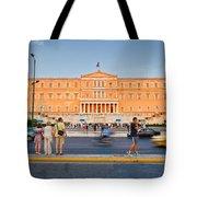 syntagma 'I Tote Bag