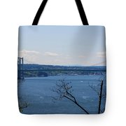 Tacoma Narrows Bridge Tote Bag