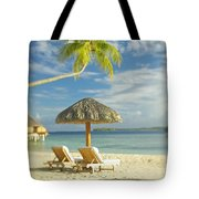 Tahiti, Bora Bora Tote Bag