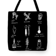 Taken From Forgiveness Tote Bag