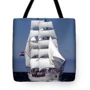 Tall Ship Europa Tote Bag