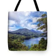 Tamblingan Lake - Bali Tote Bag