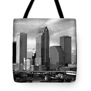 Tampa The Downtown Tote Bag