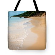 Tangalooma Island Beach In Moreton Bay.  Tote Bag