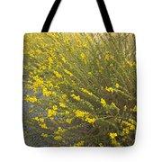 Tarweed Flowering Tote Bag