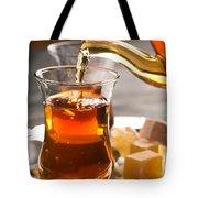 Taste Of Turkey Tote Bag