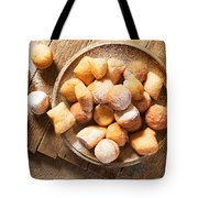 Tasty Donuts From Grandmother Tote Bag