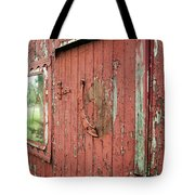 Tattered Tote Bag