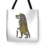 Taweret - Mythical Creature Of Ancient Egypt Tote Bag