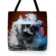 Tea Cup Tote Bag