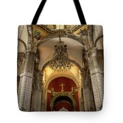 Templo Expiatorio A Cristo Rey - Mexico City I Tote Bag