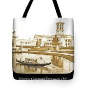Tennessee Centennial Exposition, Auditorium Building, Lake And G Tote Bag