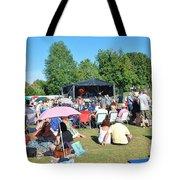 Tentertainment Music Festival 2015 Tote Bag