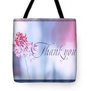 Thank You 1 Tote Bag