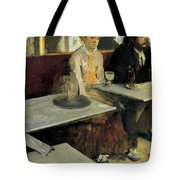 The Absinthe Tote Bag