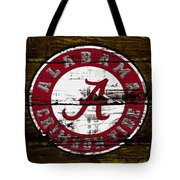 The Alabama Crimson Tide Tote Bag