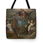 The Amazement Of The Gods Tote Bag