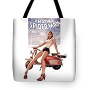 The Amazing Spider-man Tote Bag