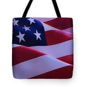 The American Flag Tote Bag